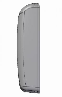 Ahorrador de energía iSWITCH Enkoa basic RFID wireless lateral