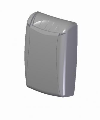 Ahorrador de energía iSWITCH Enkoa basic RFID wireless perspectiva