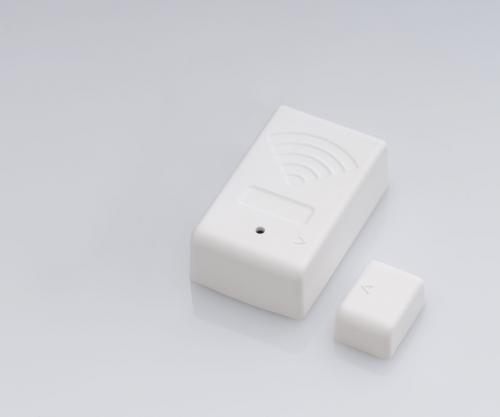 Surface door-window sensor