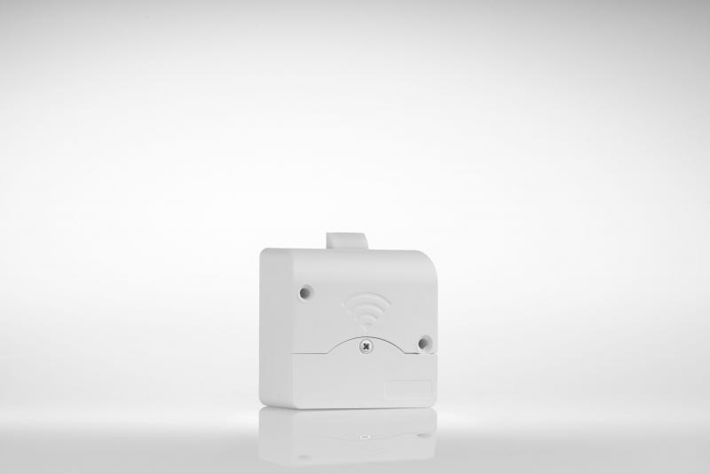 Cerradura electrónica de mobiliario (CEM)_invisible locker lock